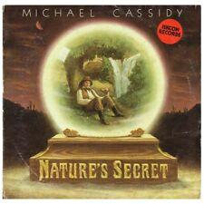 """Michael Cassidy - Nature's Secret (US 1979 Iskcon Records GL-1) LP 12"""" Vinile"""