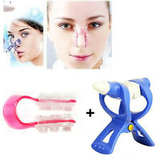 Magic Nose Up Shaping Shaper Lifting + Bridge Straightening Beauty Clip Blue