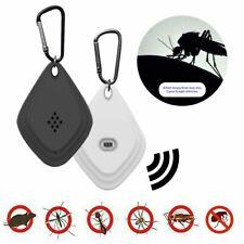 Flealess Ultraschall Floh Zeckenschutz AntiFlea Pest Cockroach Repeller Portable