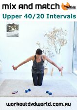 Upper Body Workout EXERCISE DVD - Barlates Body Blitz - Mix and Match Arms 40/20