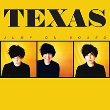 TEXAS JUMP ON BOARD CD (New Release April 21st, 2017)