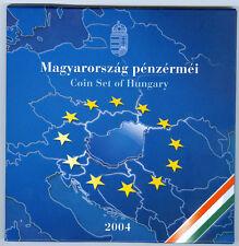 Ungheria Serie divisionale Fiorino 2004 Adesione all'UE st (238 Forint)