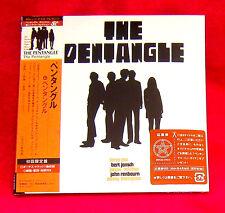 The Pentangle The Pentangle MINI LP CD JAPAN BVCM-47015