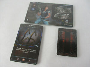 Deep Madness UNCOUNTED HORRORS Original Game CardsLot Diemension Games NEW!!