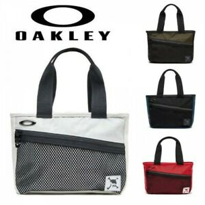 Oakley Japan Golf TOUR Skull Small Tote Bag 14.0 FOS900213 With Tracking  NEW