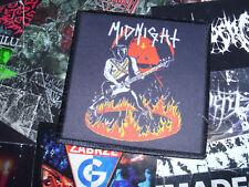 Midnight Patch Black Metal Trash Metal Venom