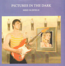 "MIKE OLDFIELD ‎– Pictures In The Dark (1985 VINYL SINGLE 7"" EUROPE)"