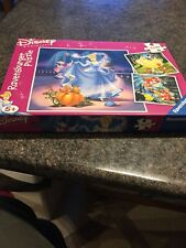 Ravensburger Disney Princess Jigsaw Puzzle 3 X 49