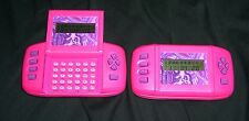 LOT OF 2 WIRELESS TEXT MESSENGER SMS chat ORGANIZER 2008 calculator TESTED WORK