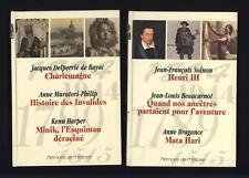 █ Lot 2 livres Mémoire de l'Histoire Sélection du Reader's Digest 2002-2003 █
