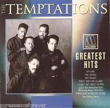 THE TEMPTATIONS - Motown's Greatest Hits (UK 20 Tk CD Album)