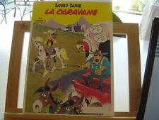 LUCKY LUKE LA CARAVANE BE/TBE