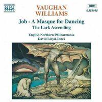 Ralph Vaughan Williams - JOB-A MASQUE FOR DANCING: Lark Ascending; Job (1997) CD