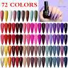 72 Colors RBAN NAIL Nail Gel Polish Manicure DIY Soak off UV LED Long Lasting