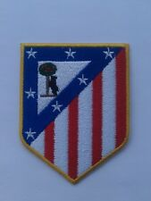 Primera division Football club Atletico Madrid Patch soccor Embroidered badge