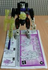 Transformers Energon Battle Ravage With Accessories And Instructions
