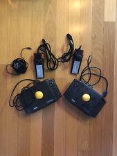 Vintage Atari 2600 Pro-Line Trak-Ball Atari 7800 Controllers Power Adapter