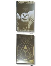 Official Deftones Diamond Eyes Pot Marijuana Cigarette Smoke Rolling Papers