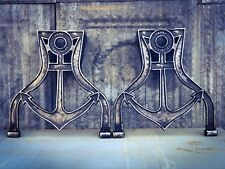 Cast Iron Coffee Table Legs Anchor Rustic Metal