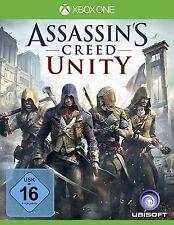 Assassin´s Creed: Unity Microsoft Xbox One Key Code Konsolen Spiel Download DE