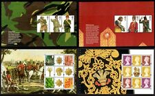 Choose ONE OR MORE MNH DX40 BRITISH ARMY UNIFORMS Prestige Booklet Pane 2007