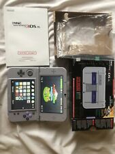 Nintendo 3DS XL Super Nintendo Entertainment System SNES Edition