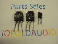 2SA1453,2SC3854, & 2SC4137 Transistors. Tested w/ Curve Tracer.