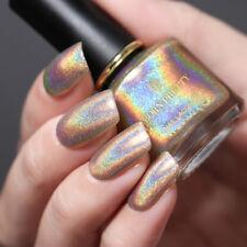 BORN PRETTY Holographic Polish Gold Nail Laser Glitter Manicure Varnish BP-FH02