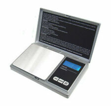 American Weigh Scales AWS1KGSIL Digital Pocket Scale - Silver