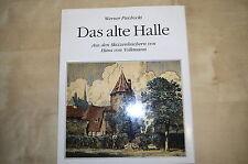 Buch Das alte Halle: Aus den Skizzenbüchern von Hans von Volkmann