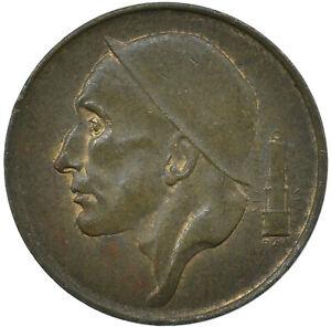 Belgium, 50 Centimes, 1955   #WT26542