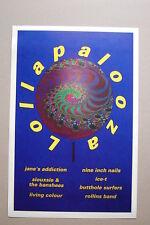 Lollapalooza Concert Tour Poster 1991