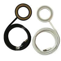 USB Kabel Ladestation Charging Ring Dock für Logitech circle wireless Kamera