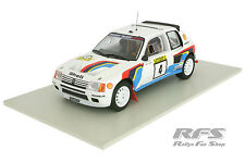 Peugeot 205 T16 - Vatanen - 1000 Lakes Rallye Finnland 1984 - 1:18 OttO 162