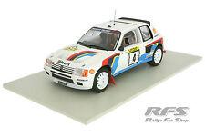 Peugeot 205 t16-vatanen - 1000 Lakes rally de finlandia 1984 - 1:18 Otto 162