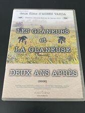 LES GLANEURS ET LA GLANEUSE + DEUX APRES DVD AGNES VARDA