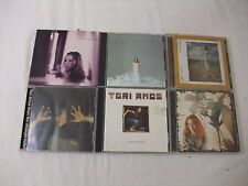 Lot of 6 Tori Amos Audio CD's