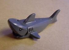 Lego gris tiburón Grey Shark animales peces pescado mar océano nuevo