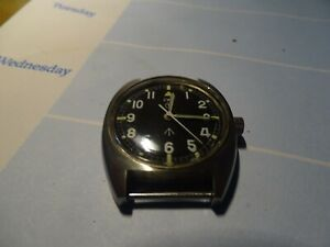 CWC Mechanical G10 Military watch