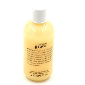 Philosophy Amazing Grace Perfumed Olive Oil Body Scrub 240 ml/8 fl oz Read info