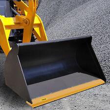 Vevor Bucket Cutting Edge Attachment Cutting Edge 84x6x34 16mn Steel Painted