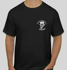 Support your local Outlaws Biker T shirt Tee Biker Motorcycle MC 15 Skull