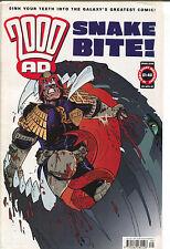2000AD 2000 AD Prog 1239 April 25 2001 VF NM Judge Dredd ABC Warriors