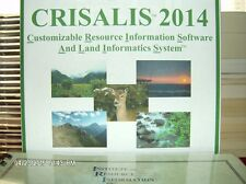 SAVE $2000 ON CRISALIS(R) CONSERVATION INFO SYSTEM WITH 140+ FREE SOFTWARE APPS!