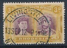 [9249] Rhodesia 1910 good stamp very fine used