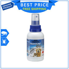 FRONTLINE SPRAY 100 mL for Cats and Dogs by Merial Flea Tick control treatment