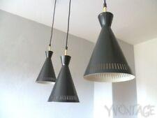 Original 50er DIABOLO Lampe Leuchte Pendellampe Deckenlampe Lamp 50s 60er