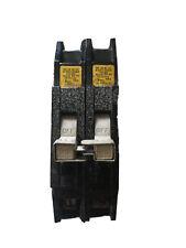 Zinsco Q240 Magnetrip Type Q Qc Circuit Breaker 40 Amp 2 Pole