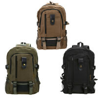 US SHIP Schoolbag Travel Rucksack Mountain Bag Camping Hiking Trekking Backpack