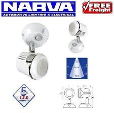 Narva LED Interior Adjustable Reading Light Lamp 12v Caravan Camper ON/OFF 87644
